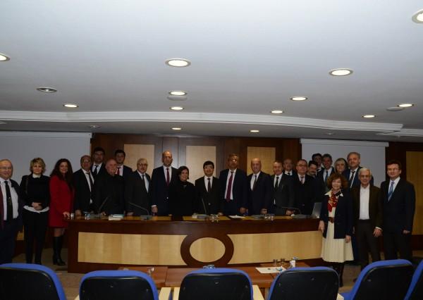 AYGM'de Kıyı Yapıları Çalıştay'ı Gerçekleştirildi