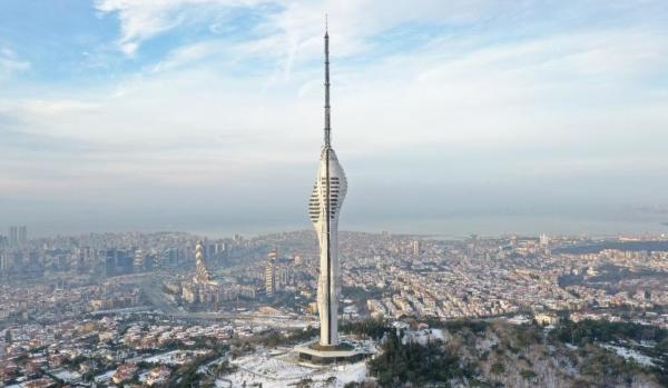 Çamlıca Kulesi; Türkiye için Gurur, Dünya İçin Örnek Bir Proje