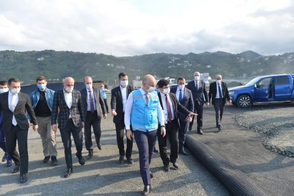 Rize - Artvin Havalimanı Bölgeye Büyük Katkılar Sağlayacak