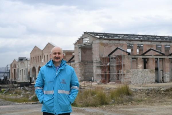 Tersane İstanbul Projesi, İstanbul'un Marka Değerini Arttıracak